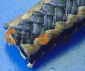 PTFE Graphite Packing Aramid Corners (P1170)