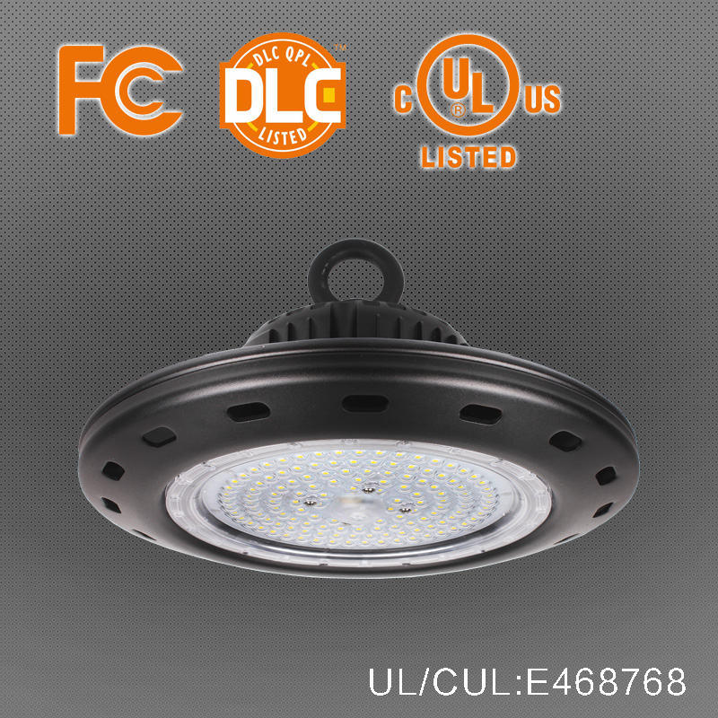 Meanwell Driver SMD3030 LED Chip UFO Highbay with UL&Dlc