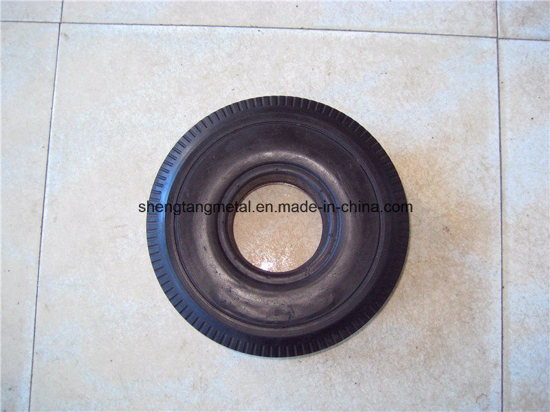 PU Foam Wheel 260X85 Tire and Rim