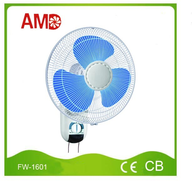 16 Inch Wall Fan with Three Speed (FW-1601)