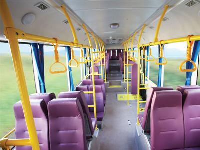 Sunlong Slk6129au6n Natural Gas City Bus