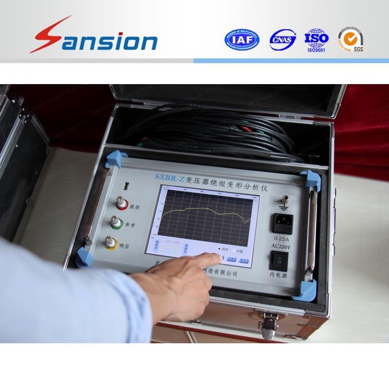Transformer Winding Deformation Analyzer (FRA)