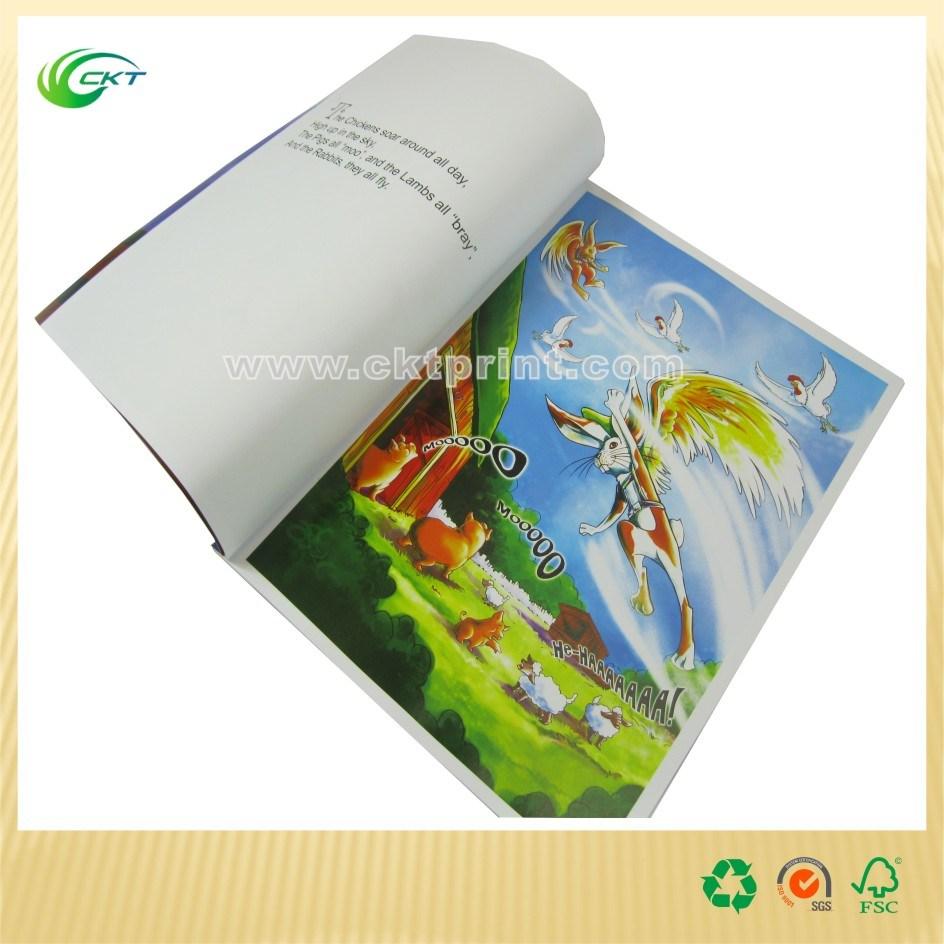 Custom Children Comic Hardcover Book Printing (CKT - SB-006)