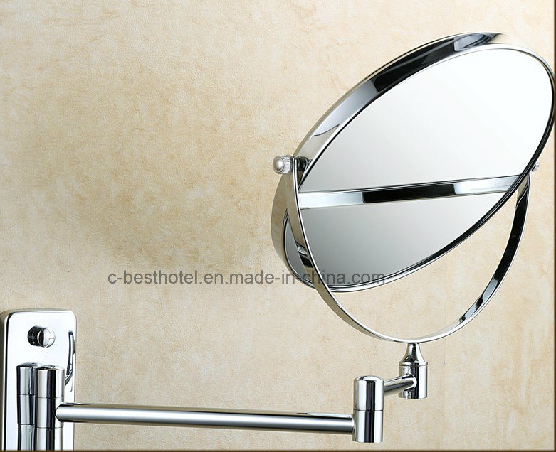 Bathroom Shelving Cosmetic Fashionable Magic Compact Mirror