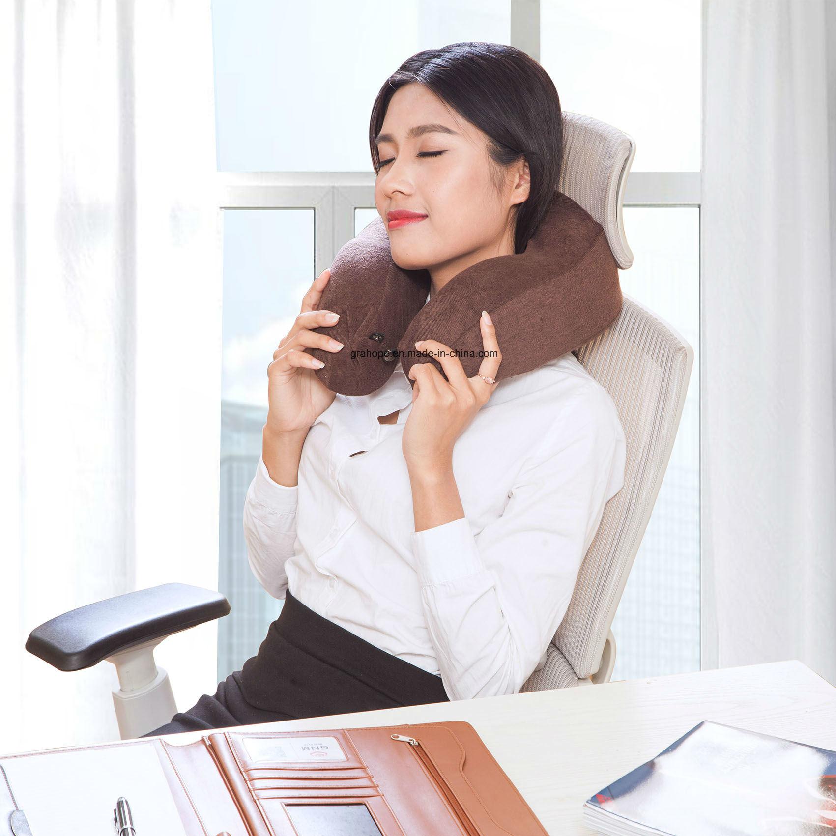 Heating Travel Neck Pillow