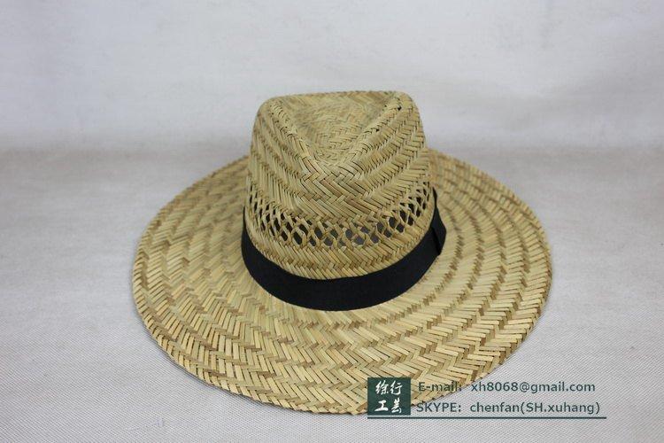 Fedora Straw Hat (OT-XH8016)
