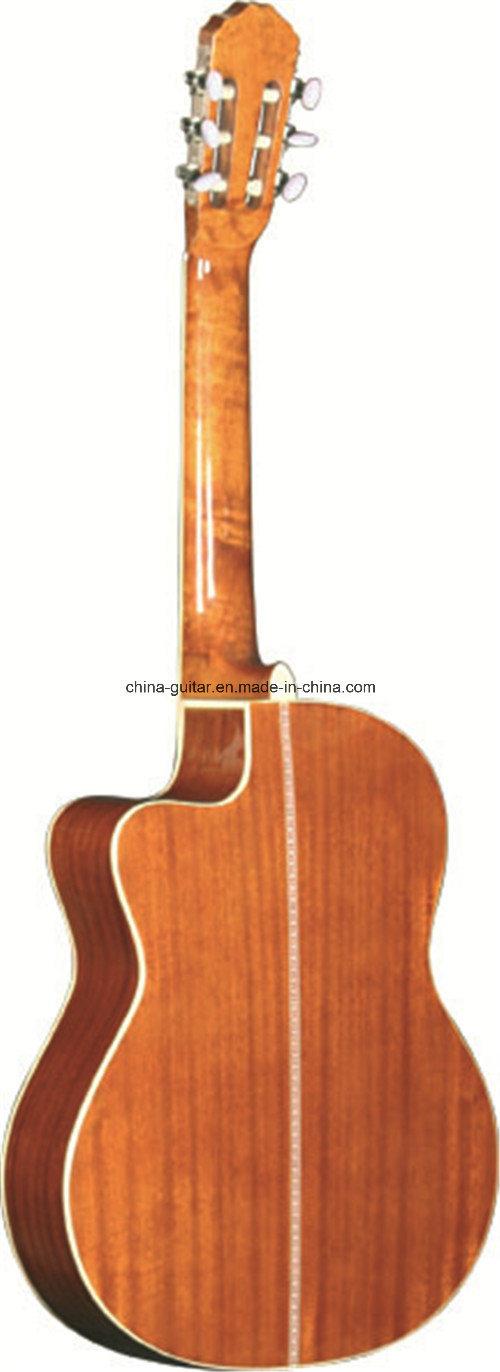 39′′ Middle-Range Cutaway Classic Guitar