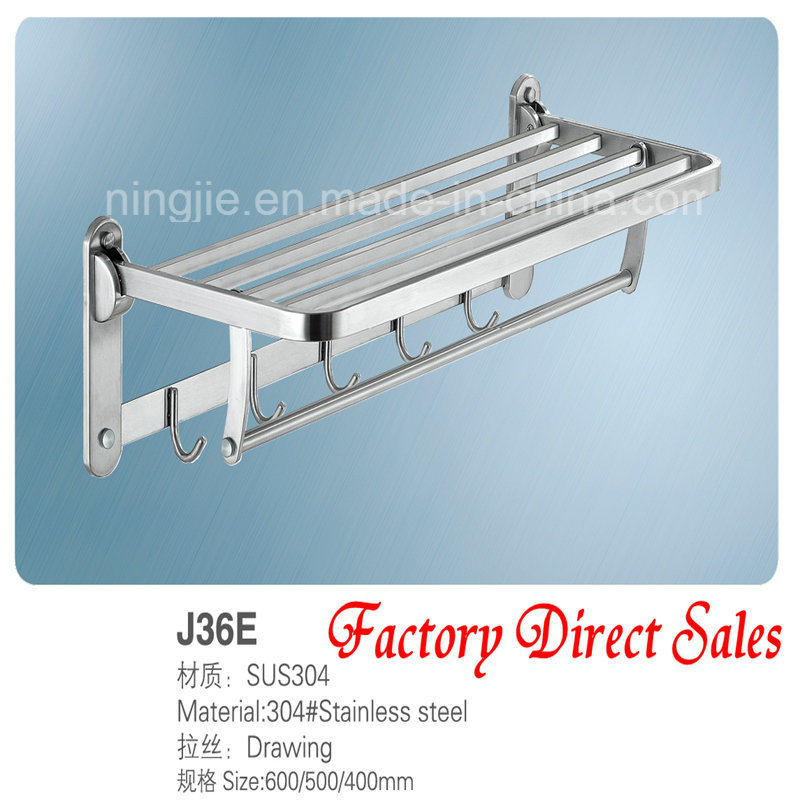 Sanitary Ware Bathroom Towel Rack (J36E)