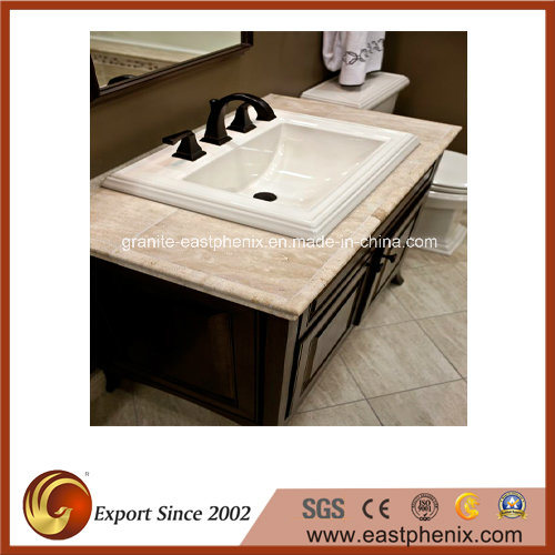 Polishing White/Black/Grey/Beige Granite/Marble/Onyx/Quartz/Crystallized Stone Wash Sink for Bathroom/Kitchen/Hotel