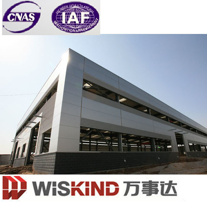 Pre-Engineered Light Structural Steel for Wiskind Group