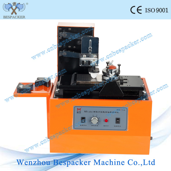 Automatic electric Ink Pad Bag Printing Machine