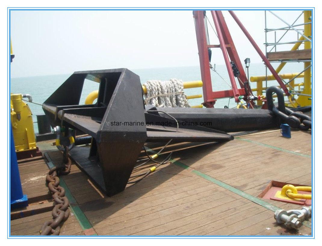 Delta Flipper High Holding Power Anchor for Ship