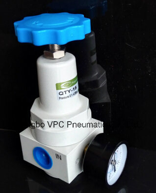 Qty Series Air Source Treatment Regulator Qty-15