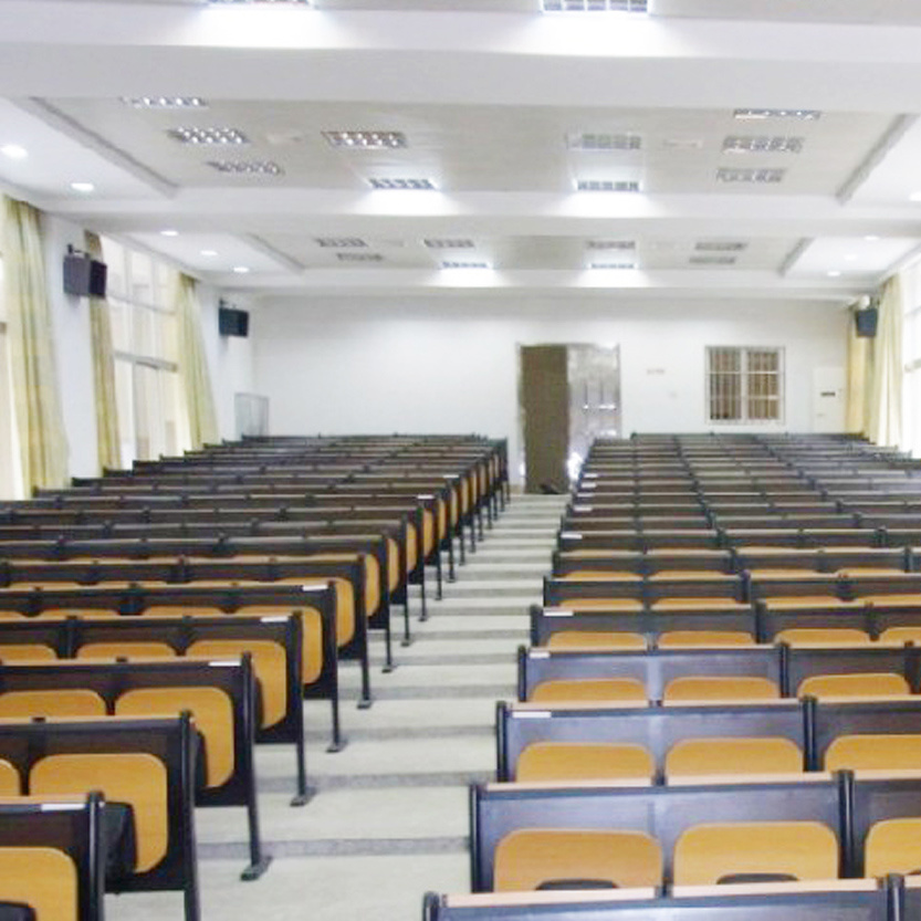 Tables and Chairs for Students, School Chair, Student Chair, Ladder Chair for School Furniture, Auditorium Chair, Lecture Theatre Chairs (R-6228)