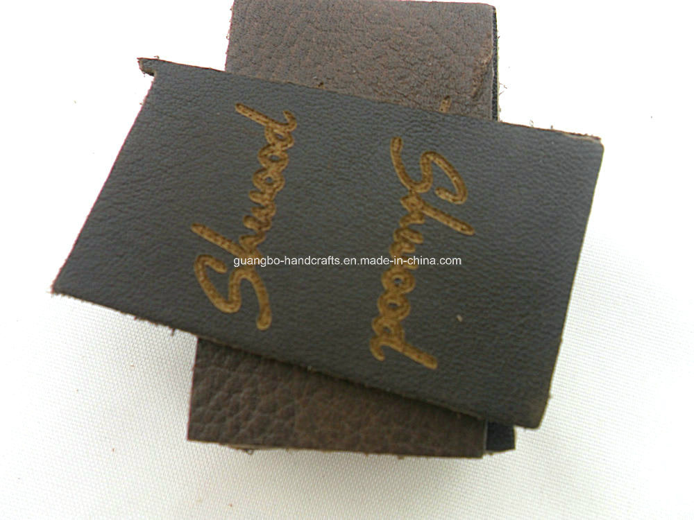 Hot Sale Fashionable Garment Leather Label