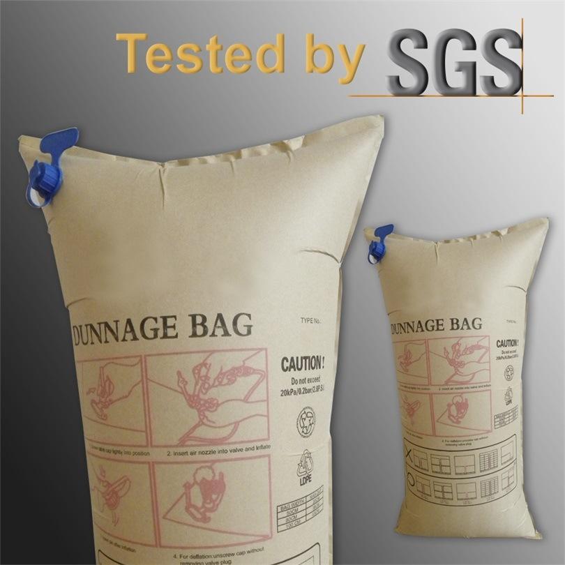 High Durable Container Cushion Air Dunnage Bag
