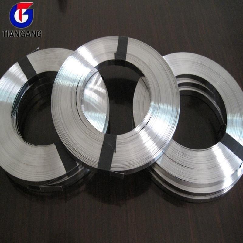 Stainless Steel Narrow Strip