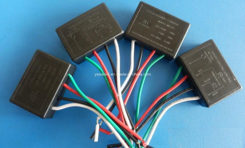 1-60W Mt-1009A LED Mini Touch Dim Switch