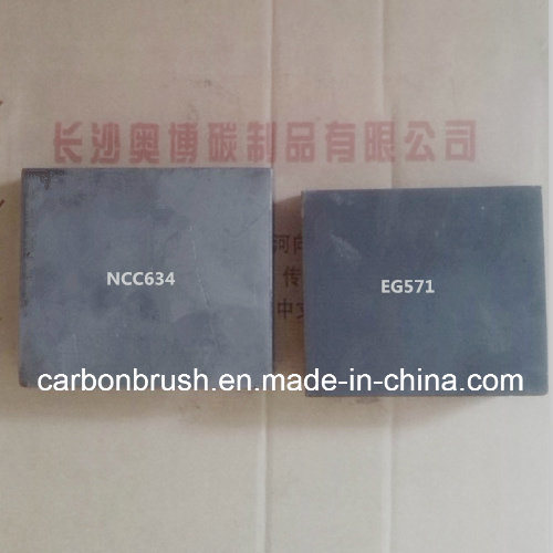Manufacturer High Density Carbon Graphite Block for carbon brush