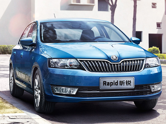 Auto Headlight for Skoda Rapid From 2012 (5JB941015)