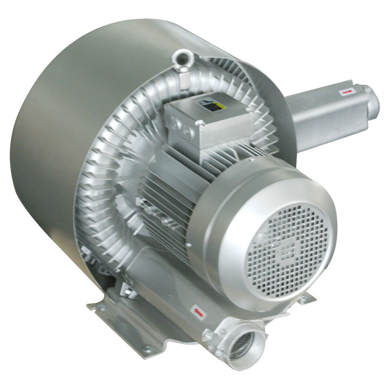 0.7kw Ring Blower Air Pump Vacuum Blower for Sewage Treatment