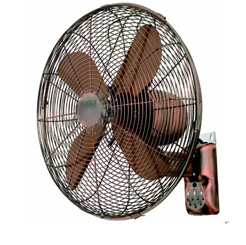 Antique Fan with Wall Mounted for House and Office
