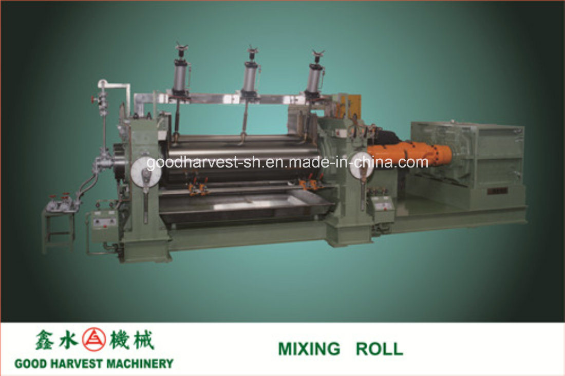 Mixing Roll for PVC Calender Making Plant Equipment