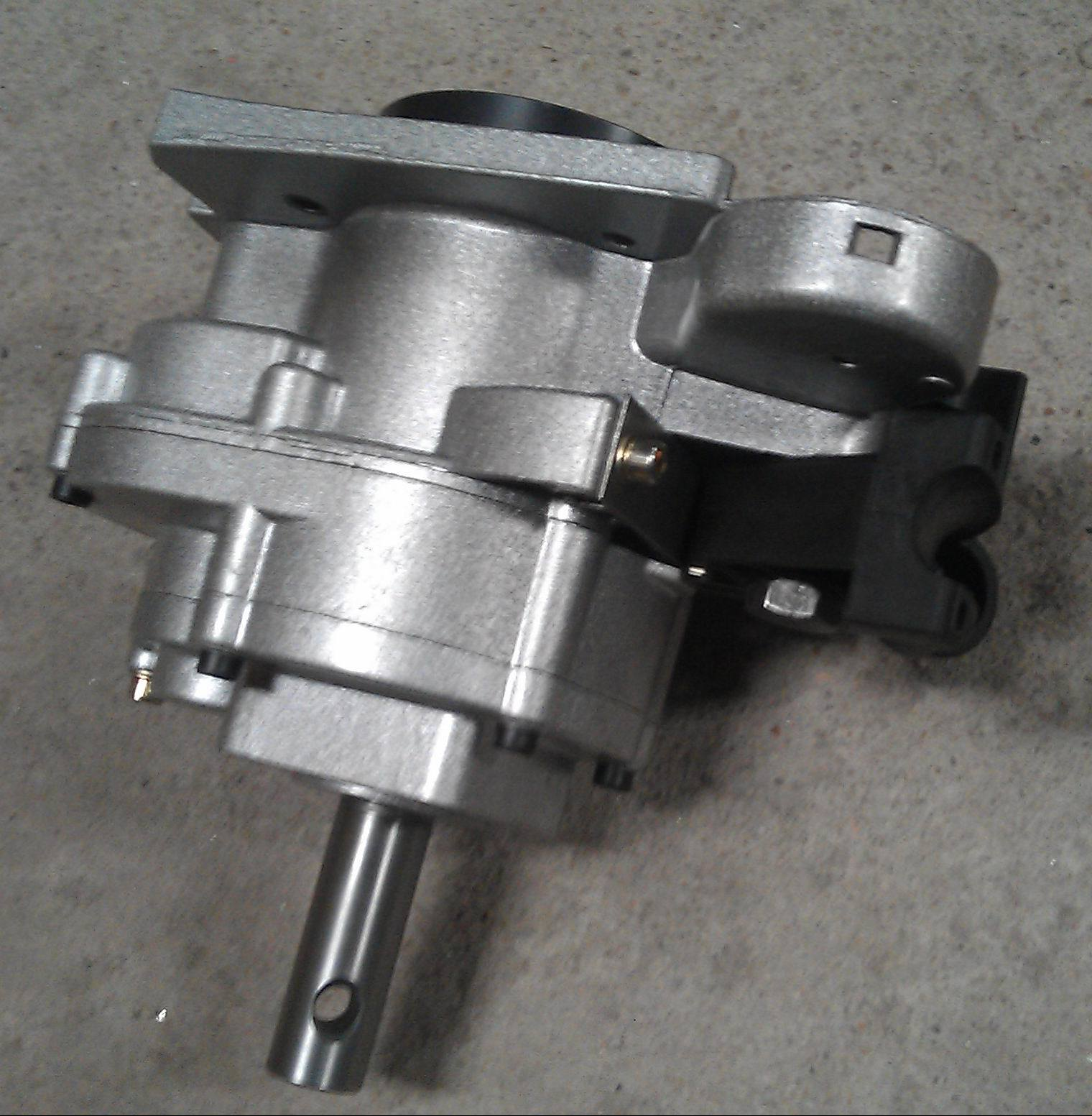 Earth Auger Gearcase or Ice Driller Gearbox