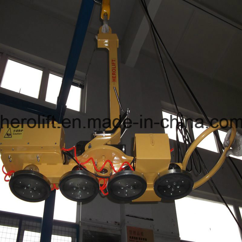 Capacity 150kg Glass Vacuum Lifter/Glass Loading Equipment