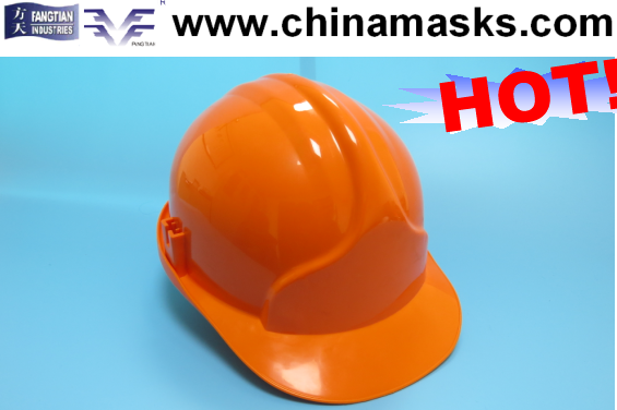 CE Industrial Safety Helmet with ABS/PE Material Protective Helmet