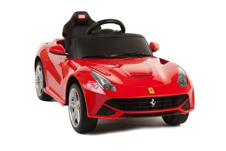 81900-Electric Children′s Battery Powered Under Licensed Ride on Car with (Red) RC Remote Control Radio Car