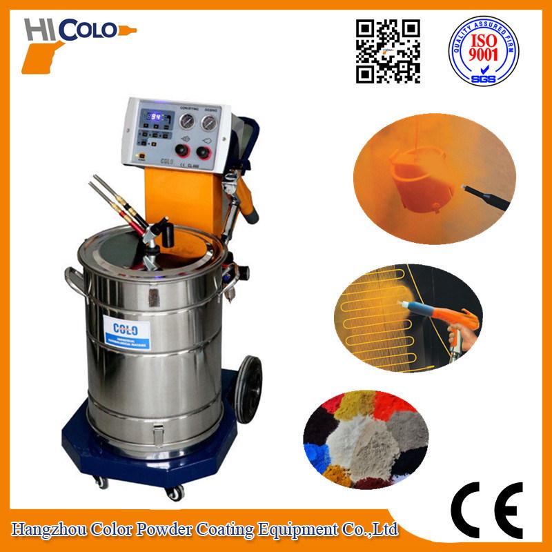 Manual Powder Coating Equipment Colo-668-L3 Equipos De Pintura