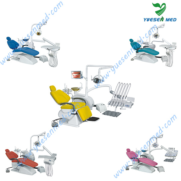 Ysden-970 Detal Clinic Hospital Luxurious Type Standard Size Dental Chair