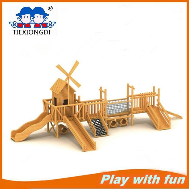 Outdoor Playground Woods Series New Model