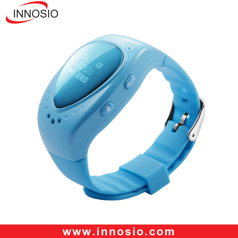 Kids WiFi/GPS Tracker Cell Phone Smart Watch with Sos Calling