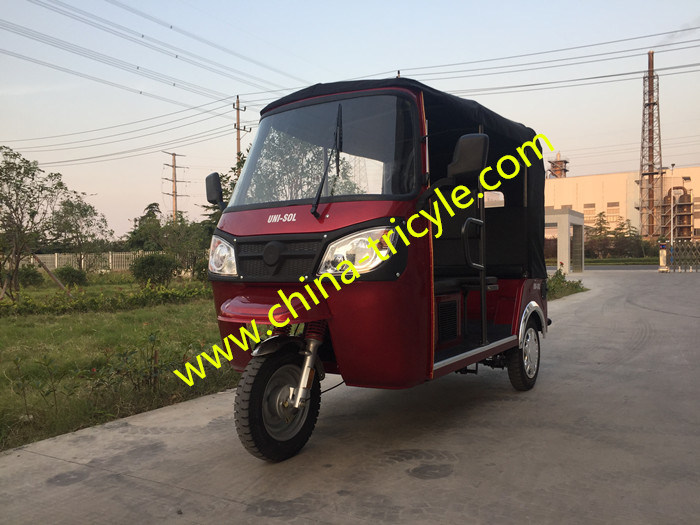 150cc Bajaj Passenger Tricycle (DTR-11B)