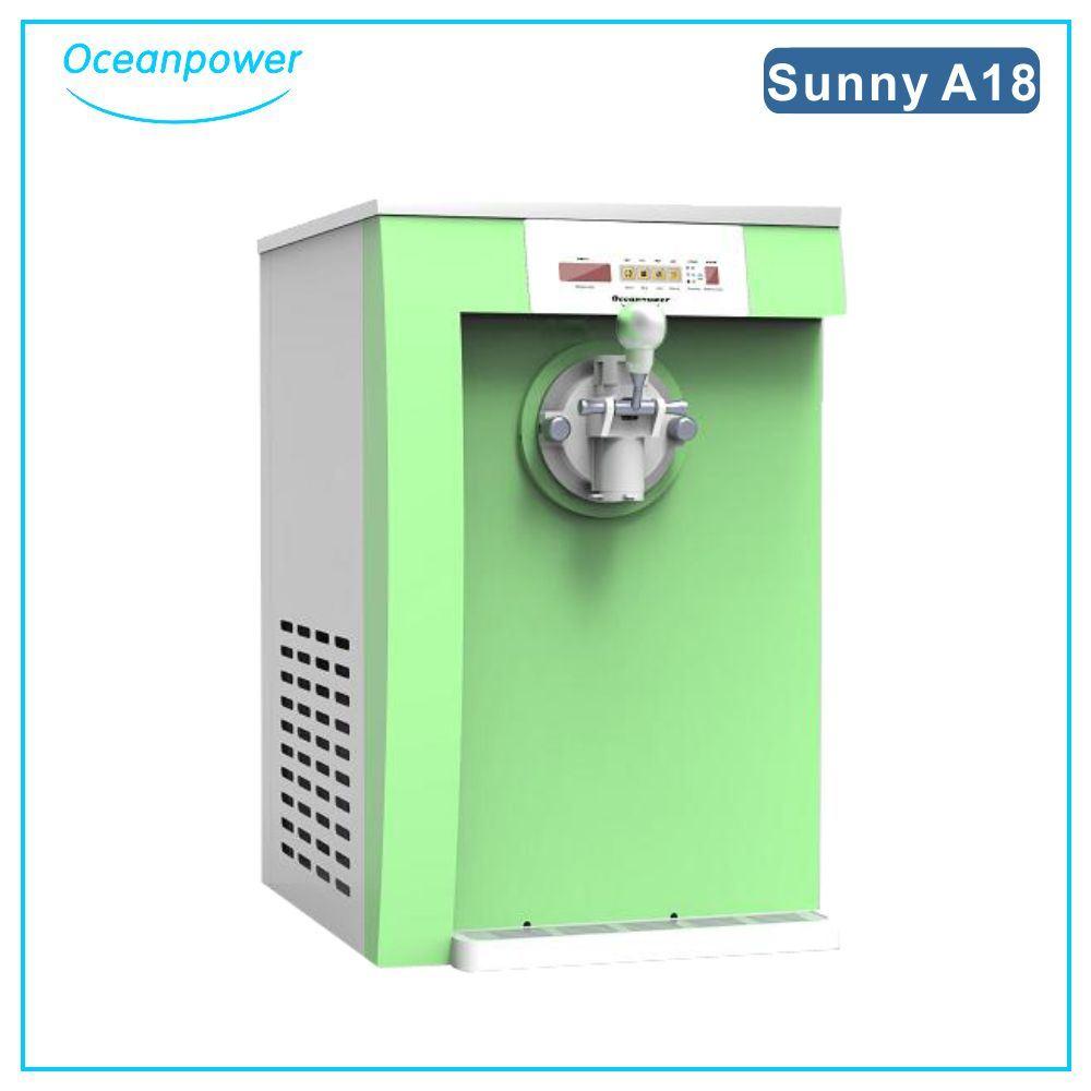 Mini Frozen Yogurt Machine (Oceanpower Sunny A18)