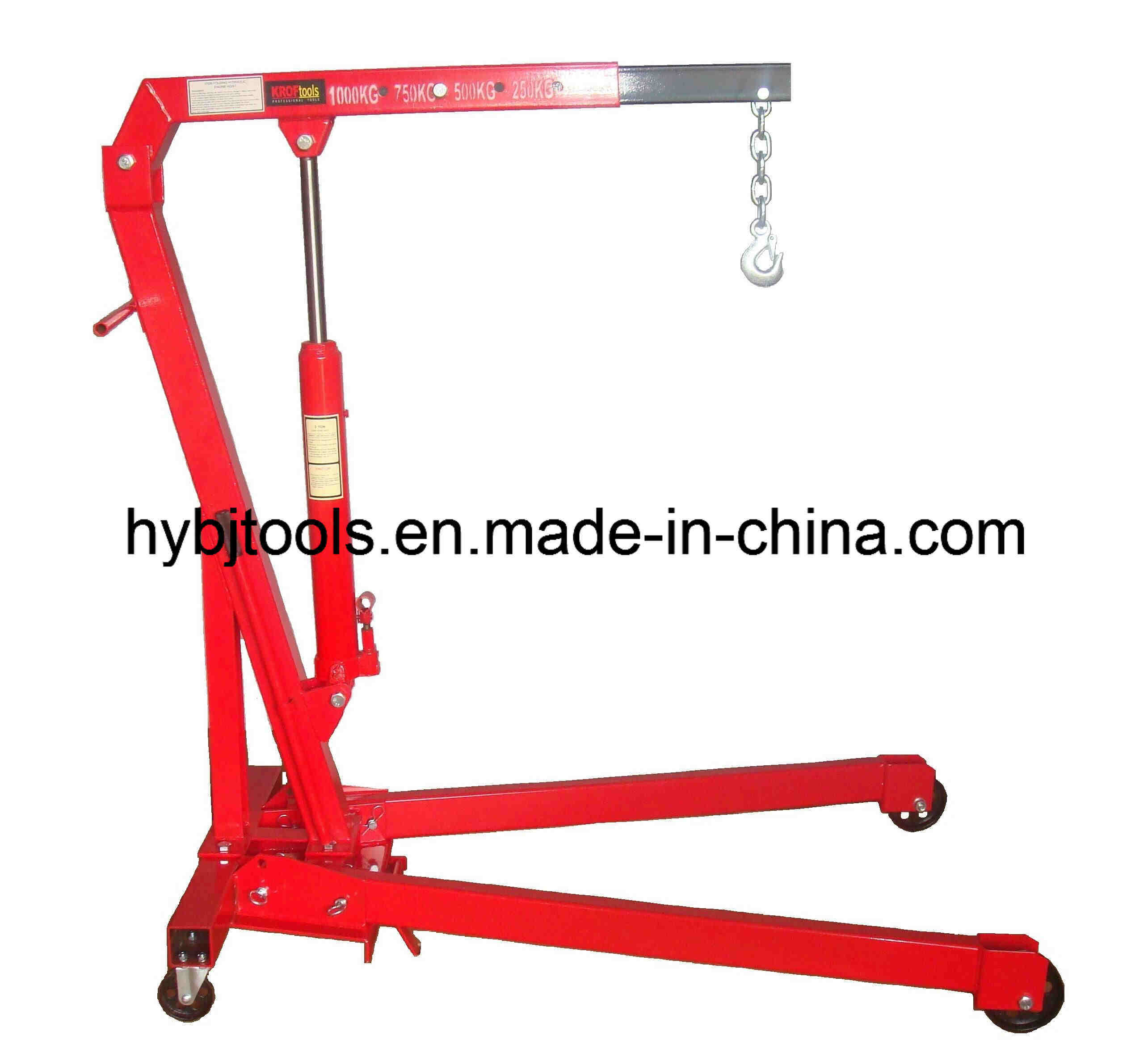 1t Pucker Hoist (Shop Crane) , 1t Folding Crane (J1001Z)