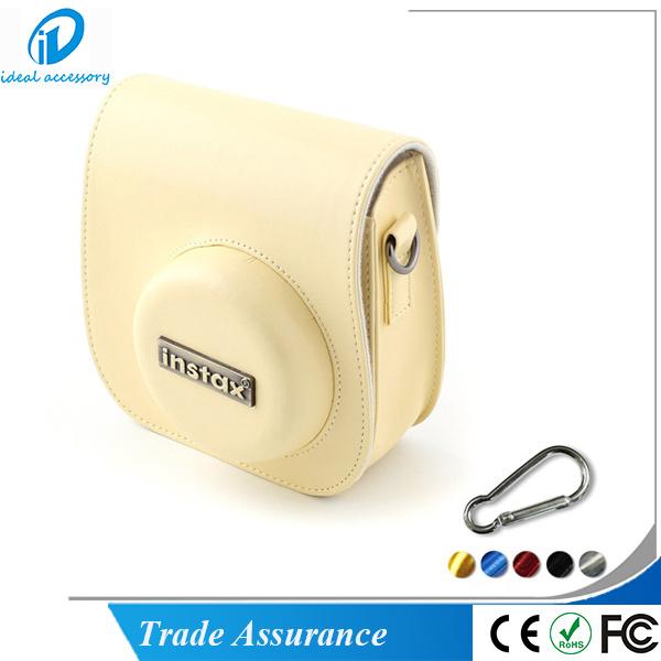 PU Leather Fujfiilm Instax Mini8 Plus Camera Shoulder Bag Case