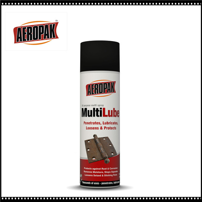 Multi Use Anti Rust Lubricant Spray