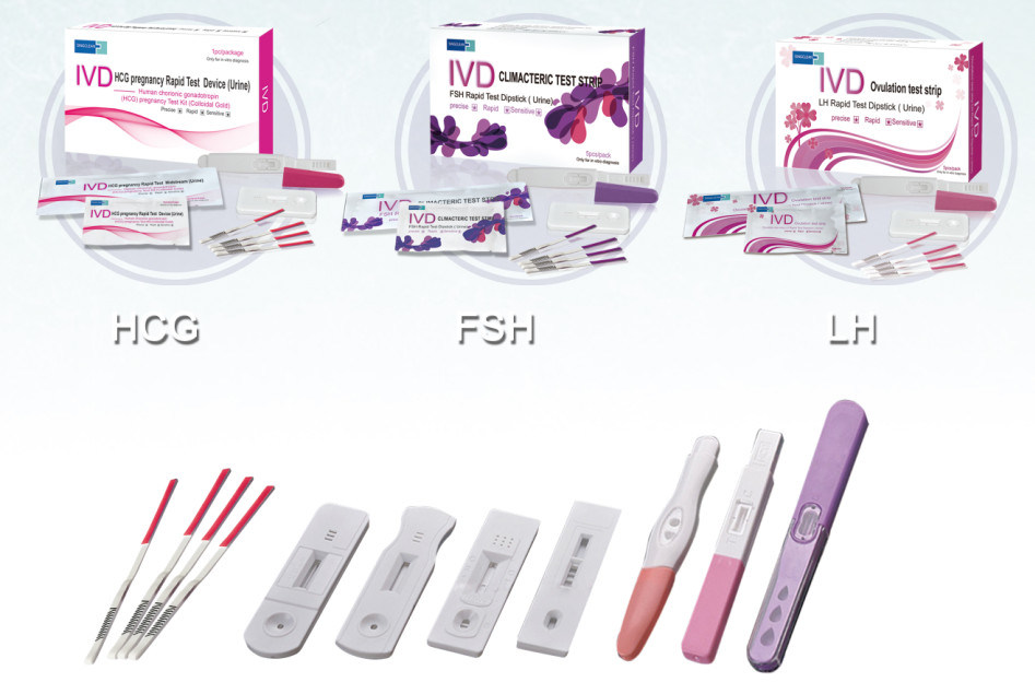 HCG Pregnancy Tests Midstream