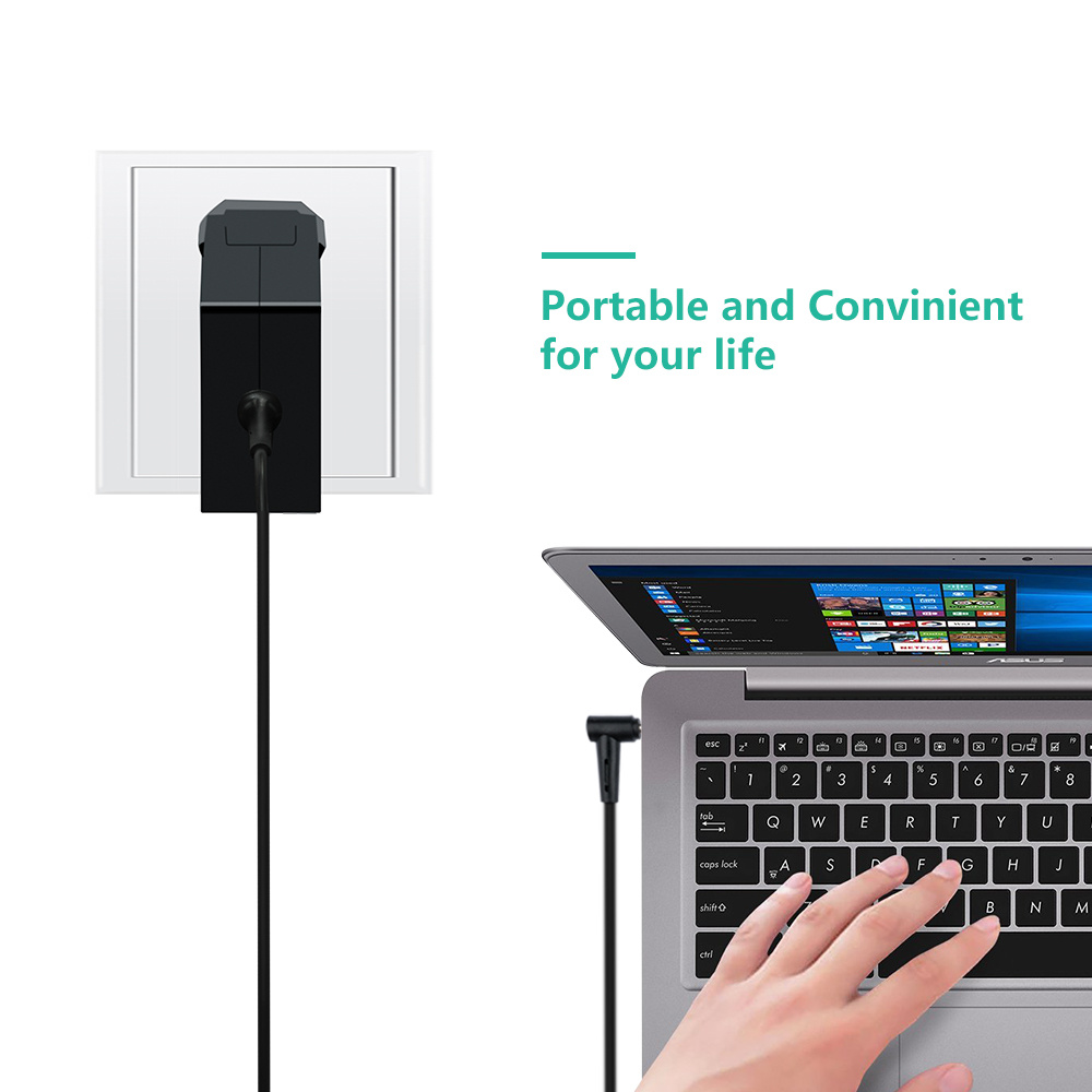 UL Ce Certified Universal 65W USB-C Type C Pd Charger