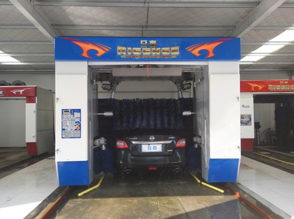 Automatic Rollover Car Washer Machine to Car Wash Business