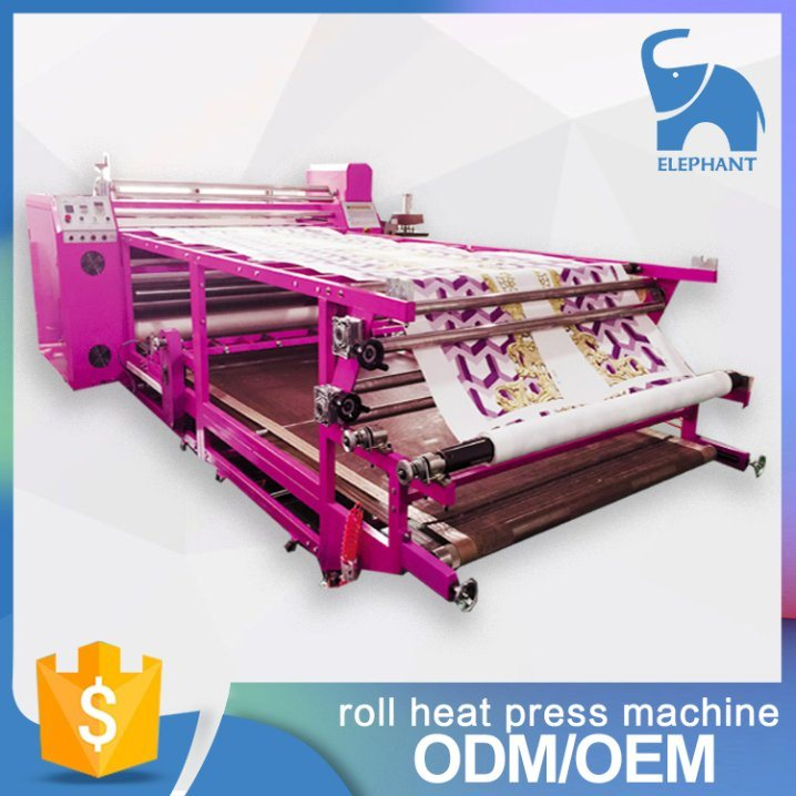 Factory Direct Sale Roller Heat Press Machine
