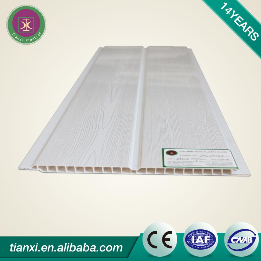 Eco-Friendly Fashion Design Decorative Wall Panels / PVC Ceiling Panel