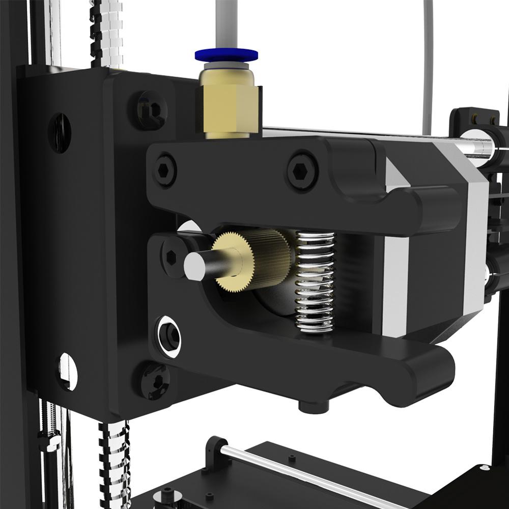 Ecubmaker Desktop 3D Printer Kits Reprap Prusa I3 DIY Self-Assembly