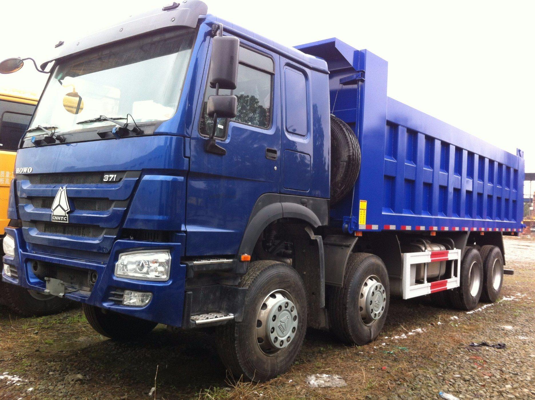 Sinotruk 6X4 18 Cbm 20cbm HOWO Dump Truck