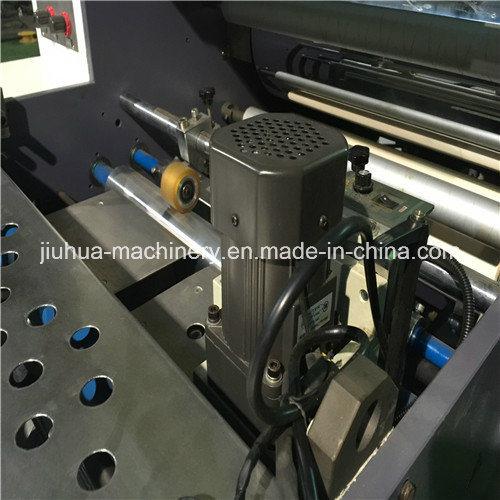 Automatic Hot Melt Hydraulic Press Laminating Machine