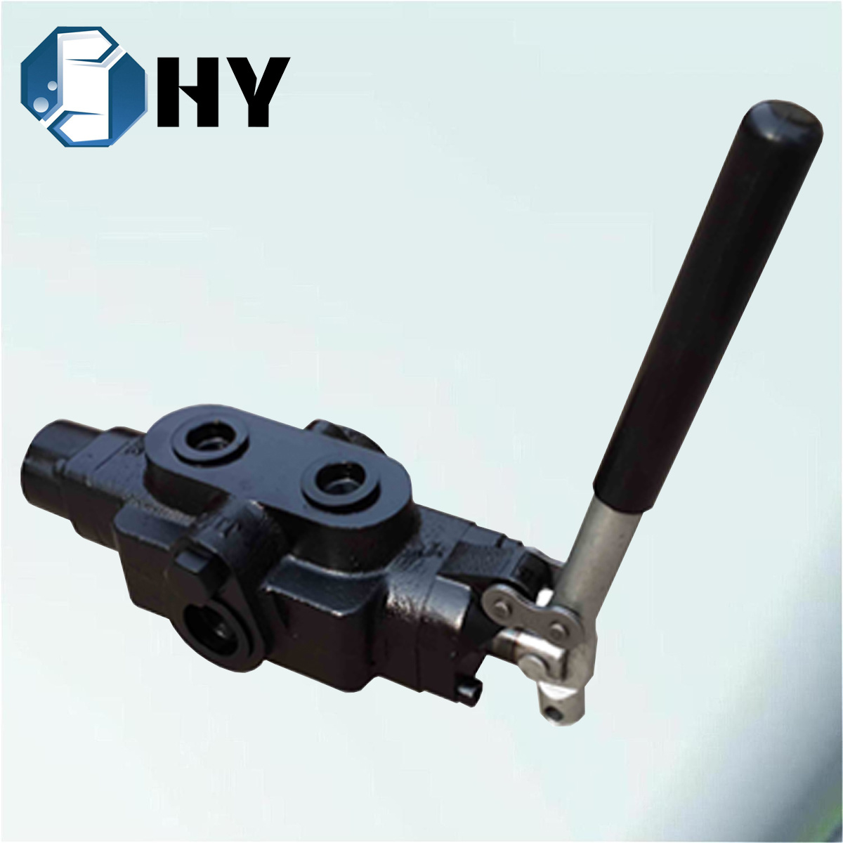 Vertical Splitter Valve Hydraulic Control Handle for North America Market