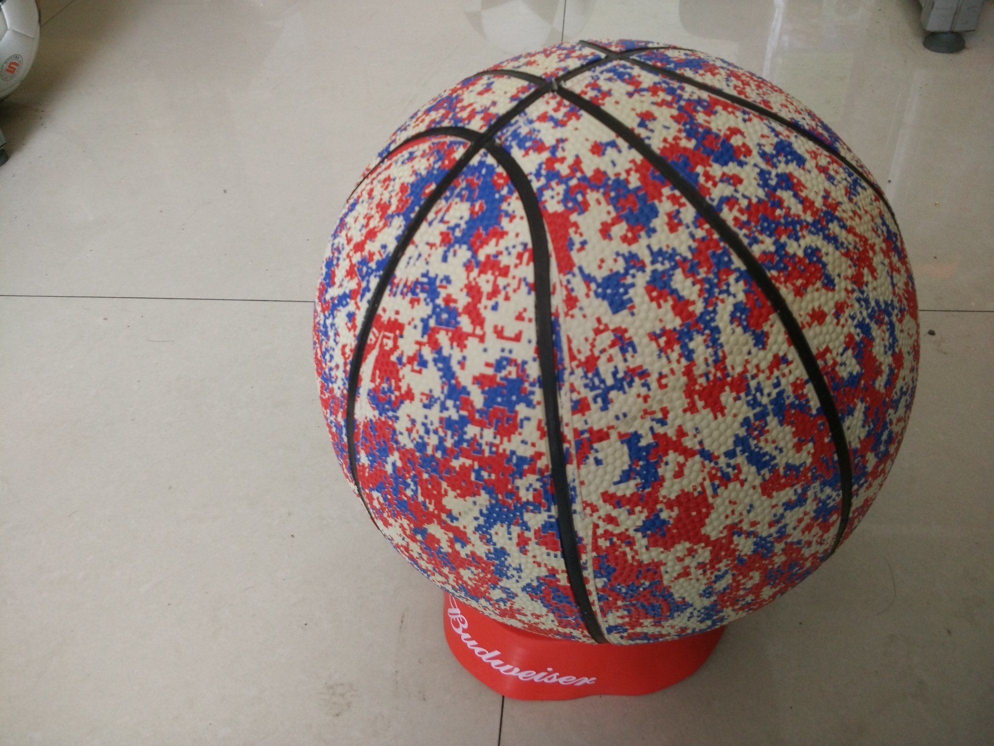 5# Rubber Foam Sport Basketball